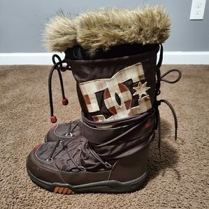 DC Chalet Snow Boots